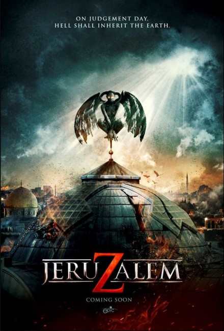 Jeruzalem (2015) poster