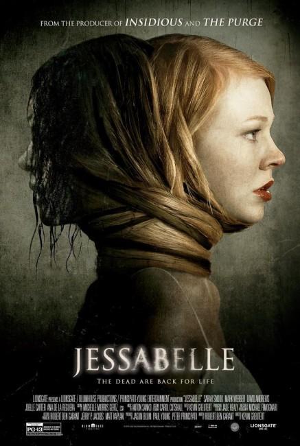Jessabelle (2014) poster
