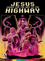 Jesus Shows the Way to the Highway (2019) poster