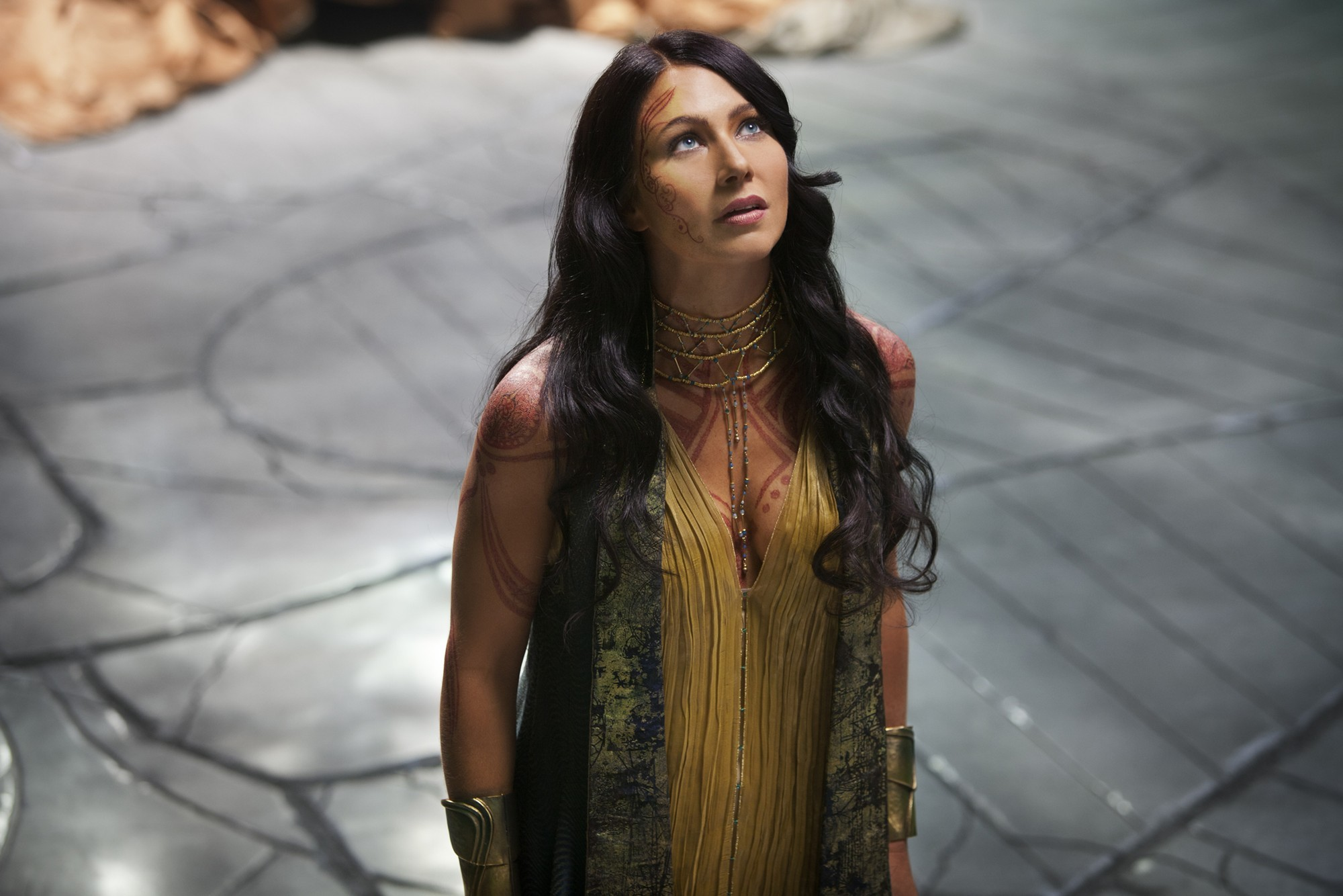 Lynn Collins as Dejah Thoris in John Carter (2012)