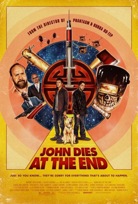 John Dies at the End (2012) poster