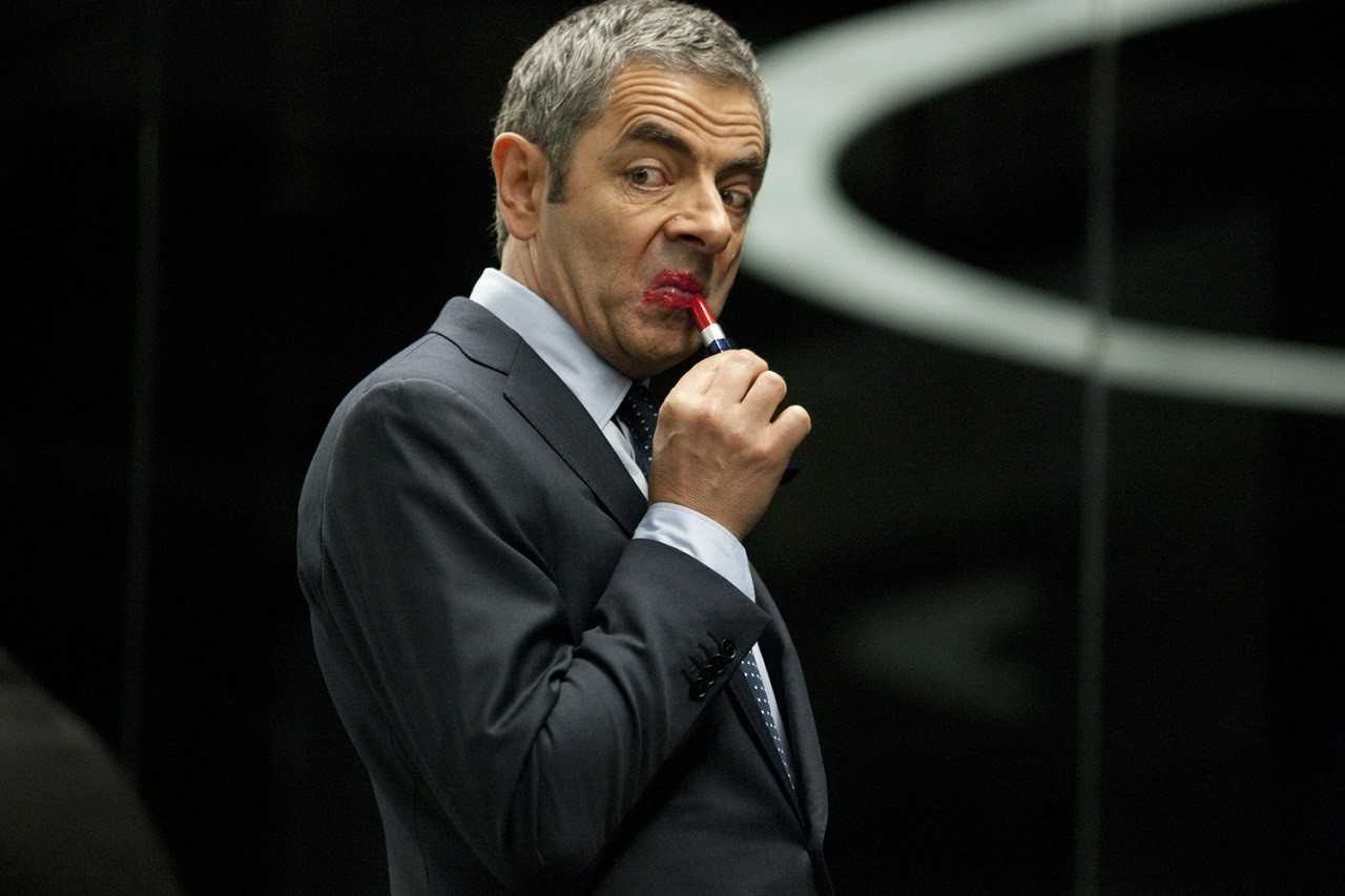 Rowan Atkinson back again in Johnny English Reborn (2011)