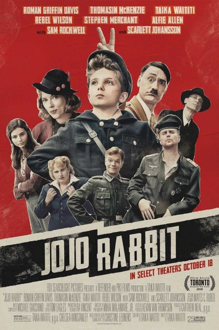 Jojo Rabbit (2019) poster