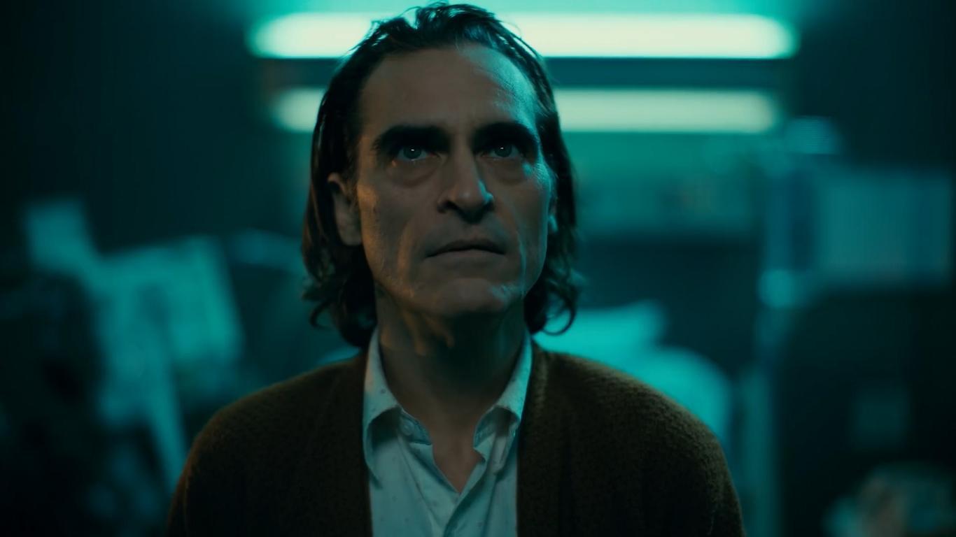 Joaquin Phoenix as Arthur Fleck in Joker (2019)