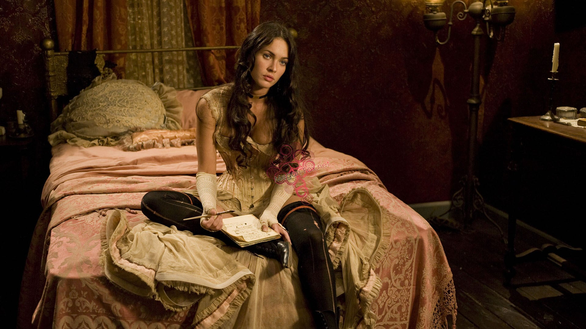 Megan Fox as Lilah in Jonah Hex (2010)