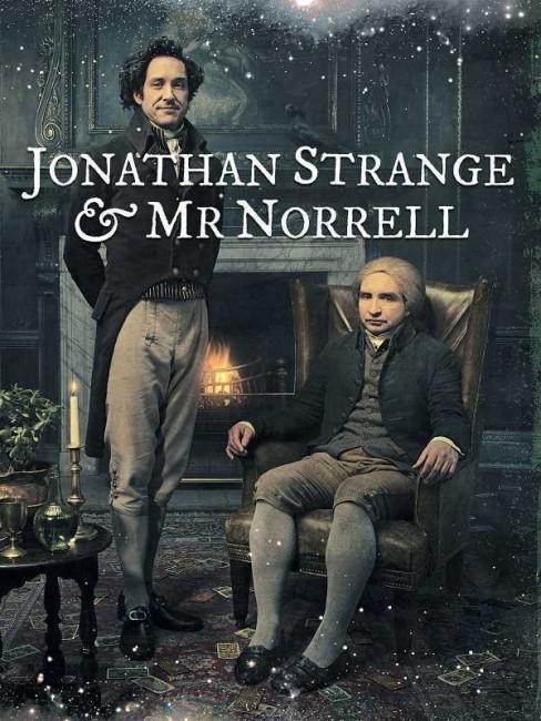 Jonathan Strange and Mr Norrell (2015) poster