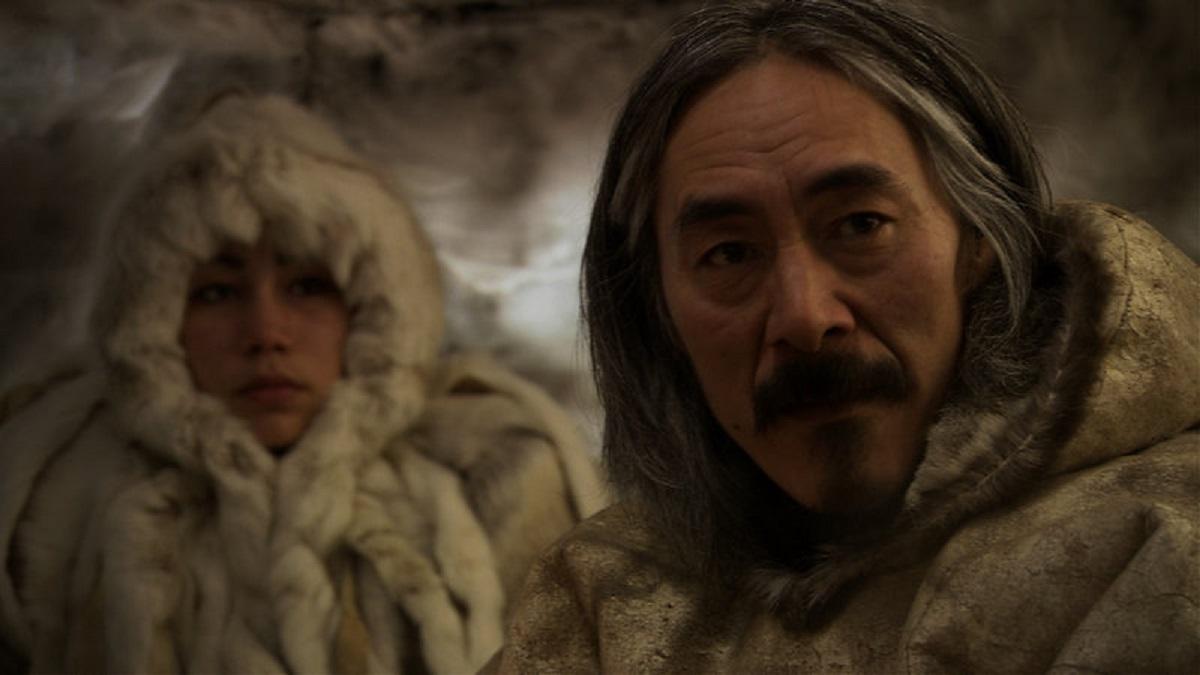 Pakak Innuksuk as the shaman Aua in The Journals of Knud Rasmussen (2006)