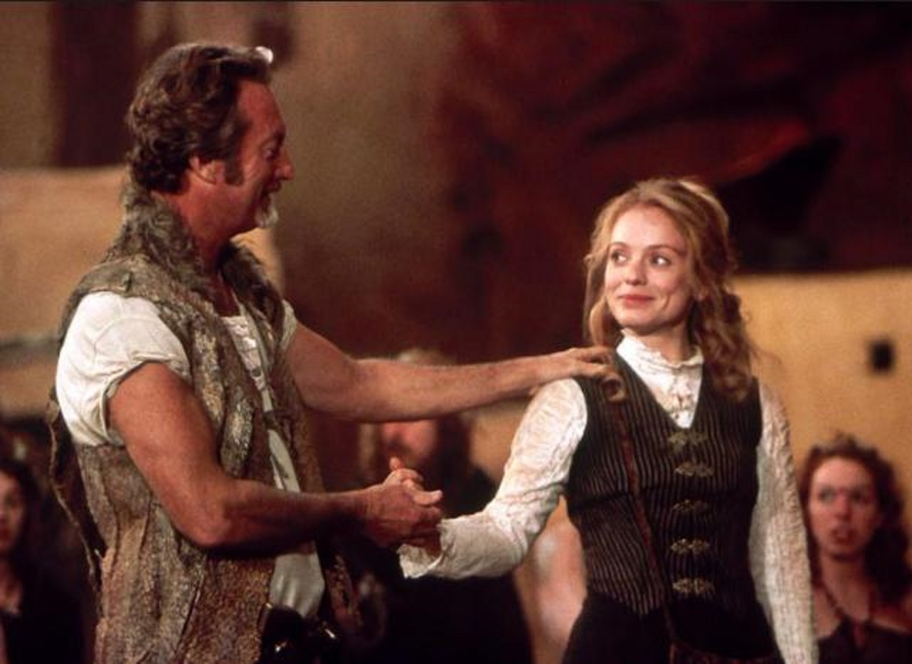 Bryan Brown, Tushka Bergen in Journey to the Center of the Earth (1999)