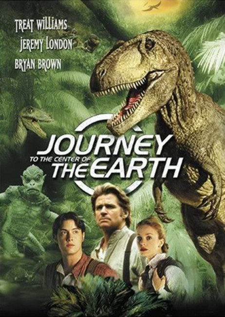Journey to the Center of the Earth (1999) poster 2