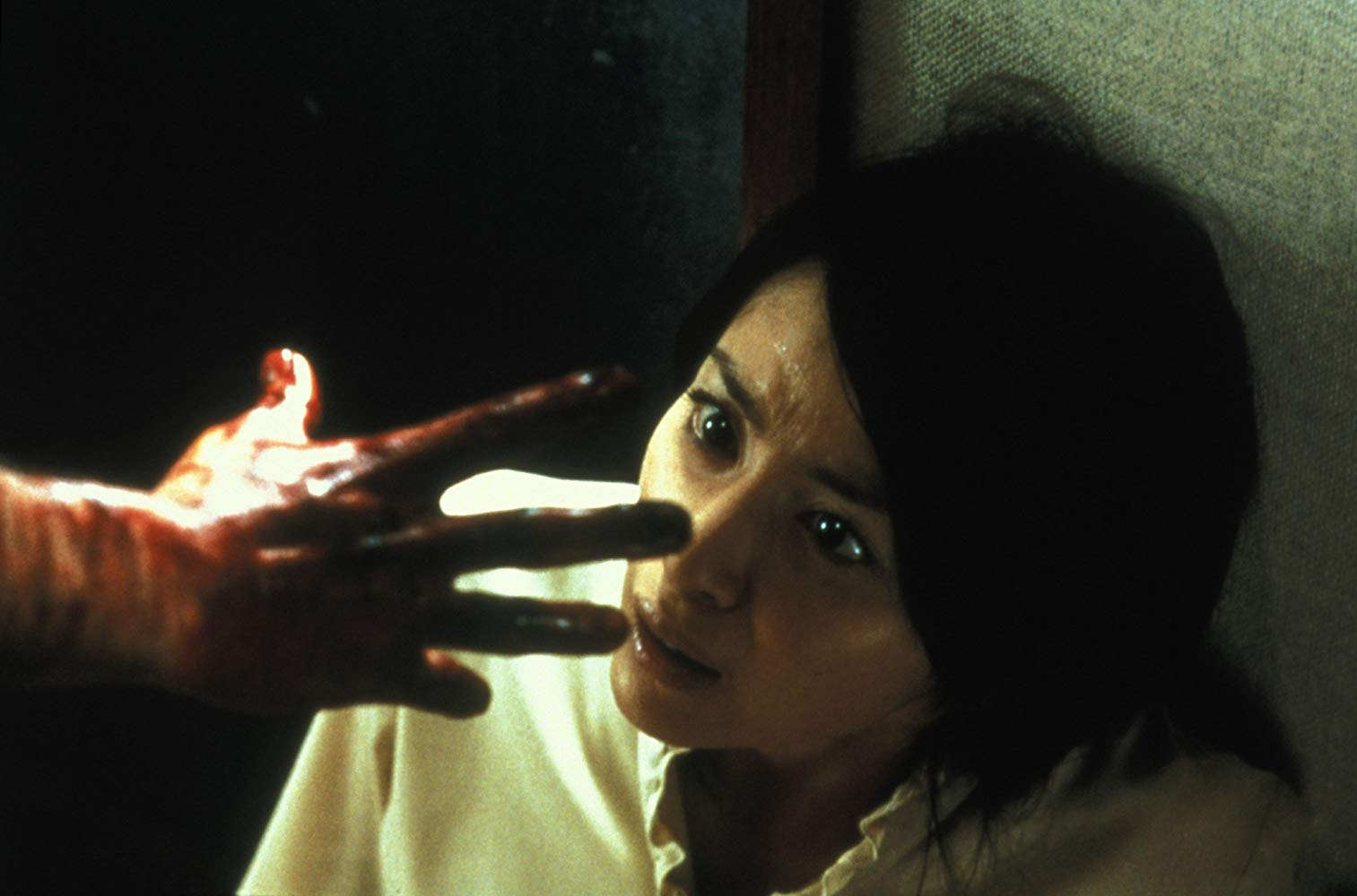 Megumi Okina in Ju-on: The Grudge (2003)