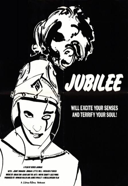 Jubilee (1978) poster