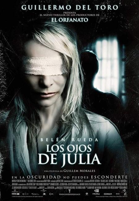 Julia's Eyes (2010) poster