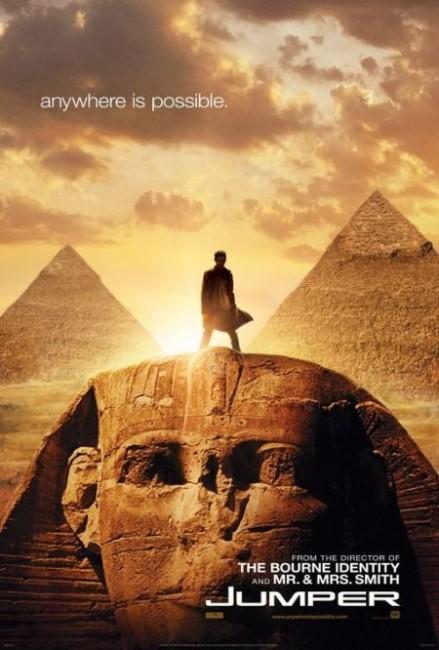 Jumper (2008) poster