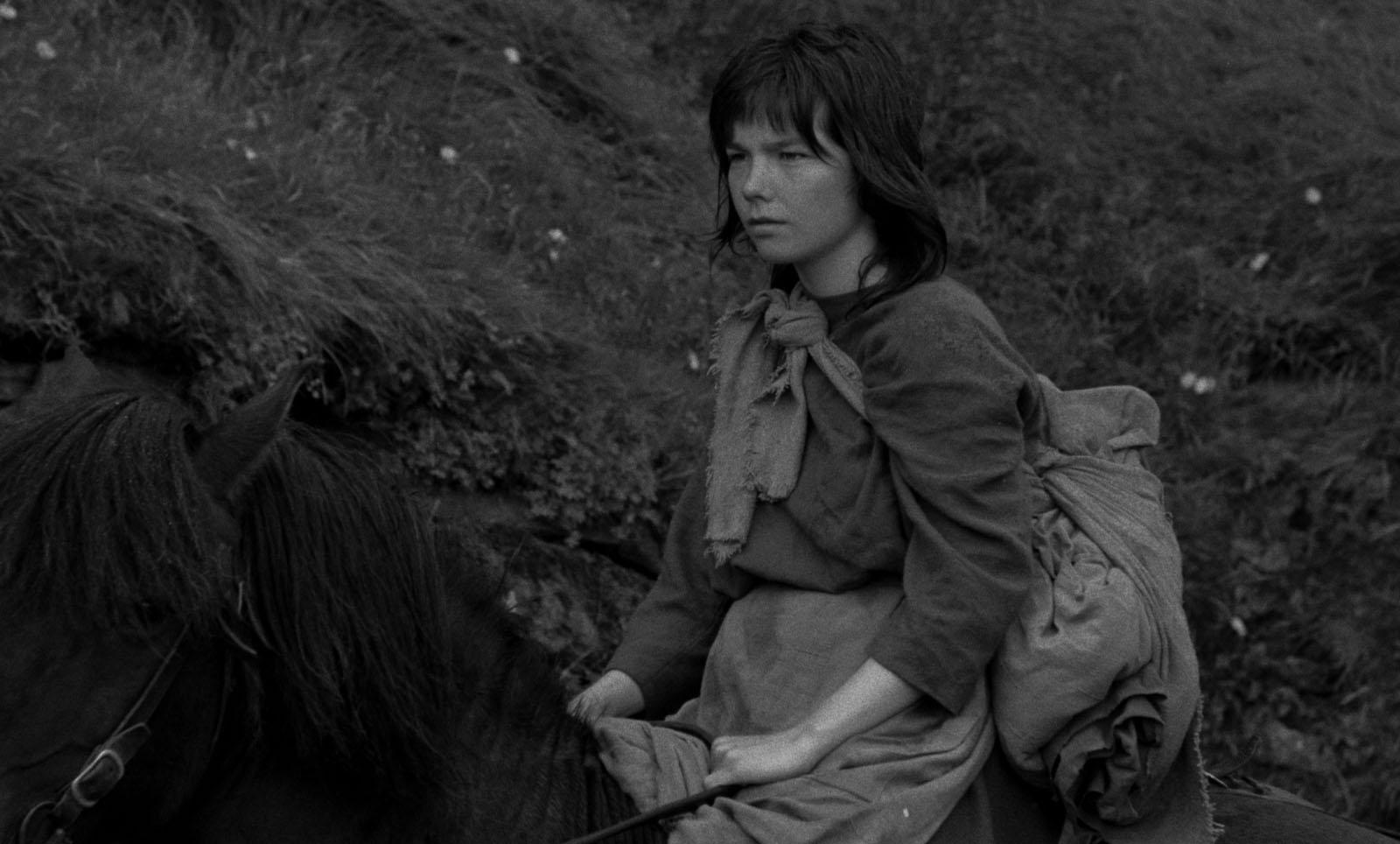 Björk Guðmundsdóttir as Margit in The Juniper Tree (1990)