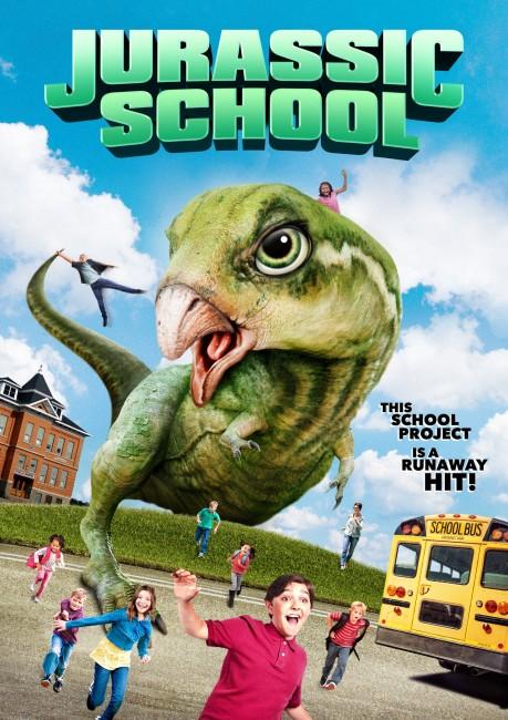 Jurassic School (2017) poster