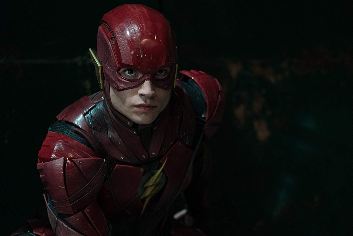 The Flash (Ezra Miller) in Justice League (2017)