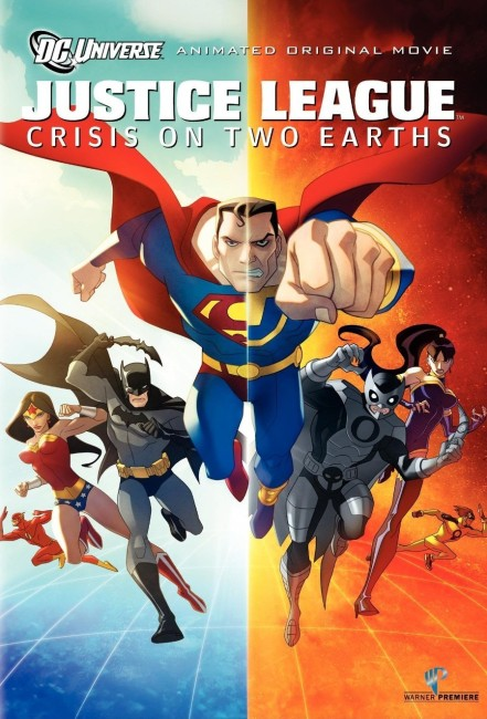 Justice League Crisis on Two Earths (2010) poster