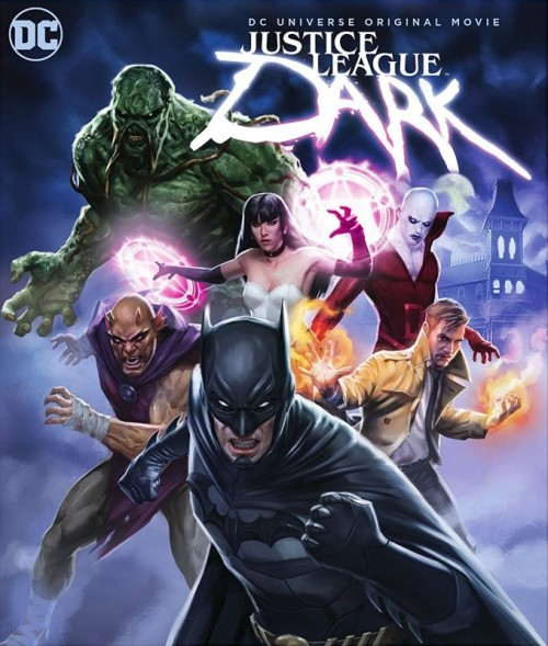 Justice League Dark (2017) poster