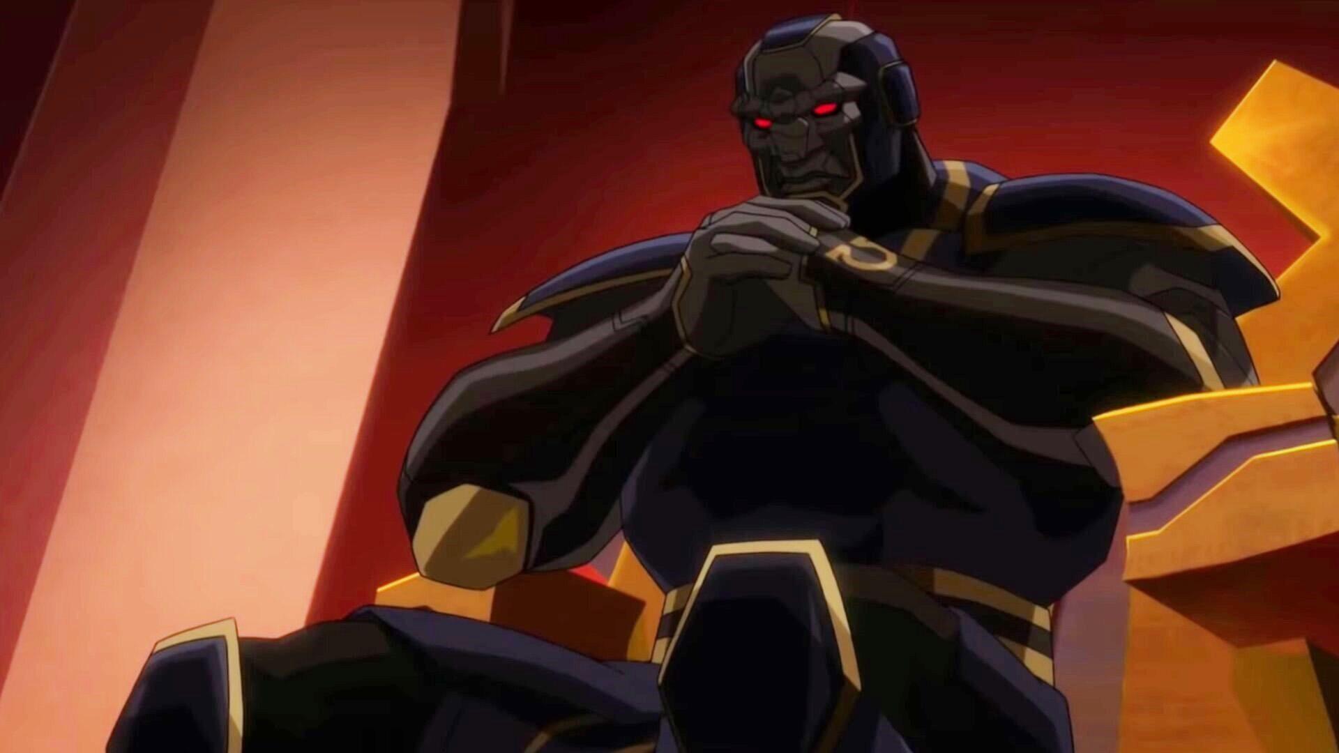 Darkseid (voiced by Tony Todd) in Justice League Dark: Apokolips War (2020)