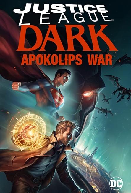 Justice League Dark: Apokolips War (2020) poster