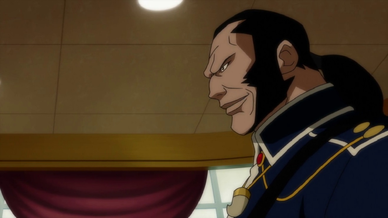 Vandal Savage in Justice League Doom (2012)