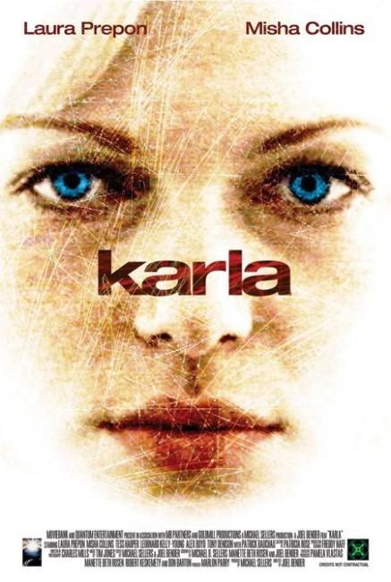 Karla (2006) poster