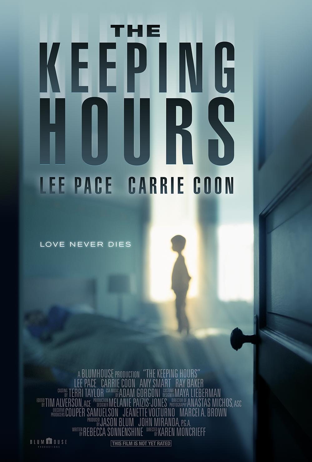 The Keeping Hours (2017) poster