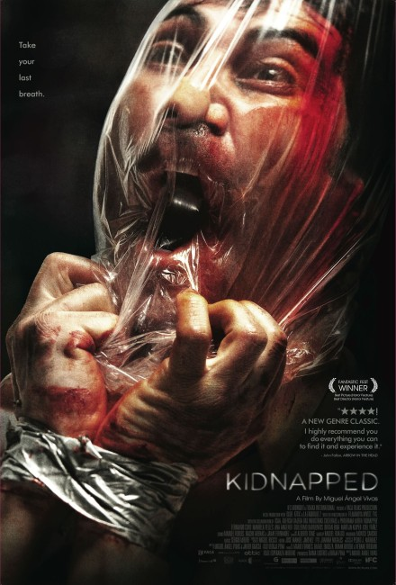 Kidnapped (2010) poster