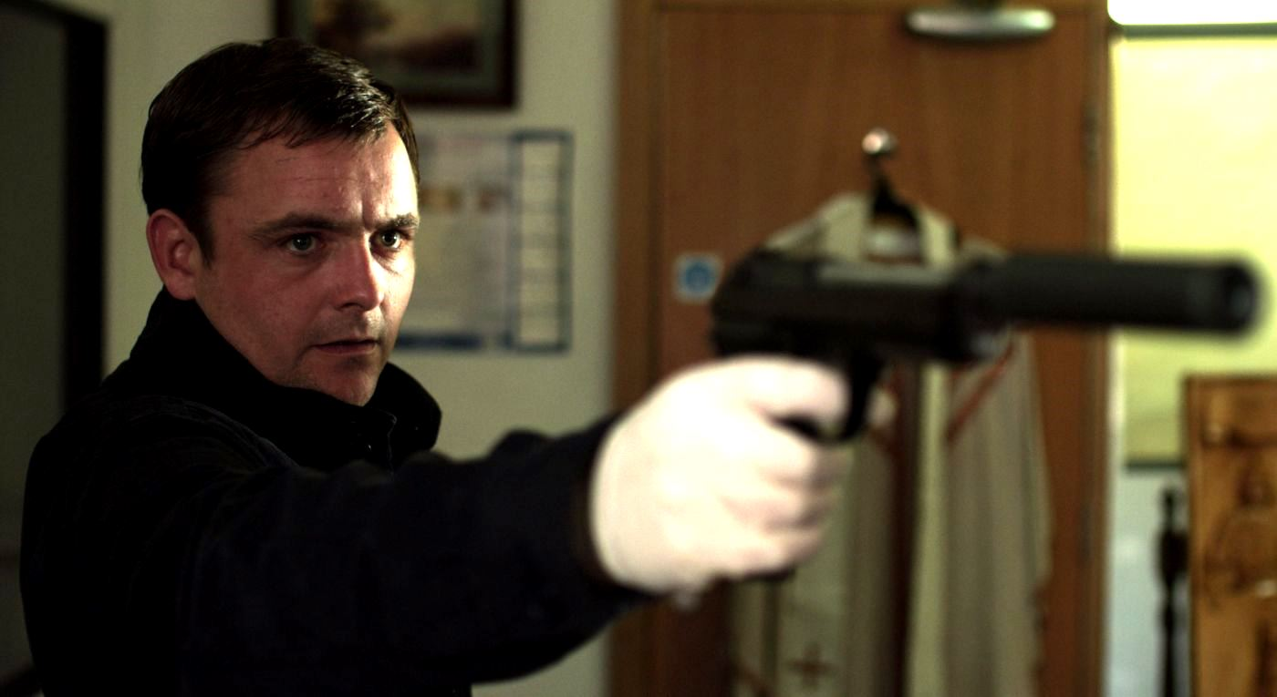 Neil Maskell about the business of eliminating his Kill List (2011)