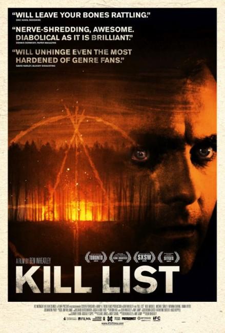 Kill List (2011) poster