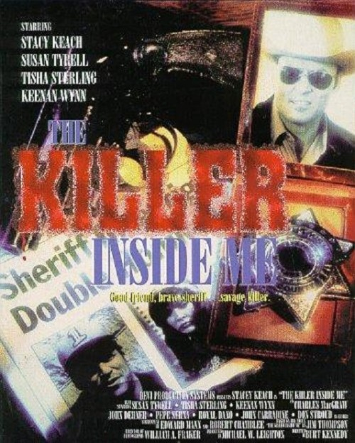 The Killer Inside Me (1976) poster