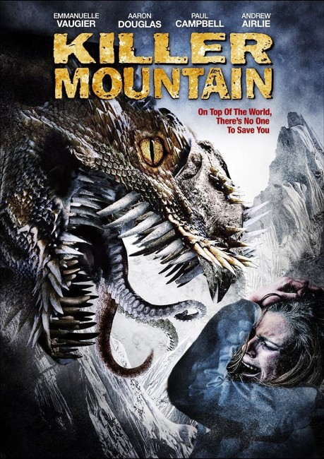 Killer Mountain (2011) poster