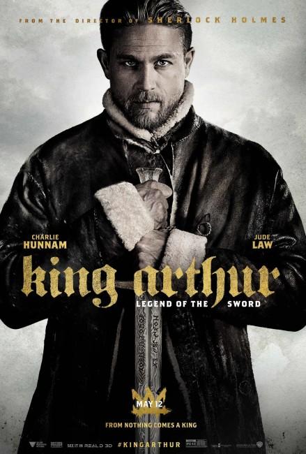 King Arthur: Legend of the Sword (2017) poster