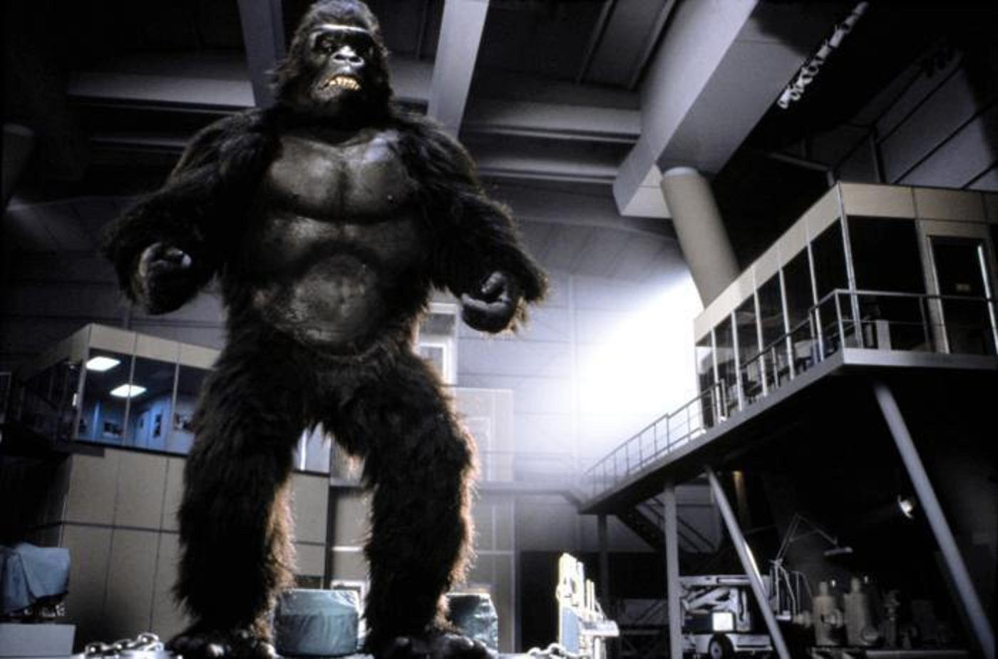Kong resurrected in King Kong Lives (1986)