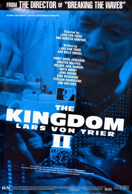 The Kingdom II (1997) poster