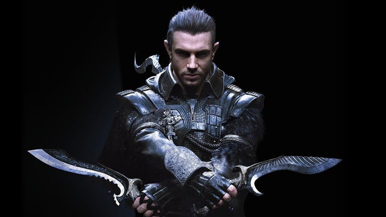 Nyx Ulric in Kingsglaive: Final Fantasy XV (2016)