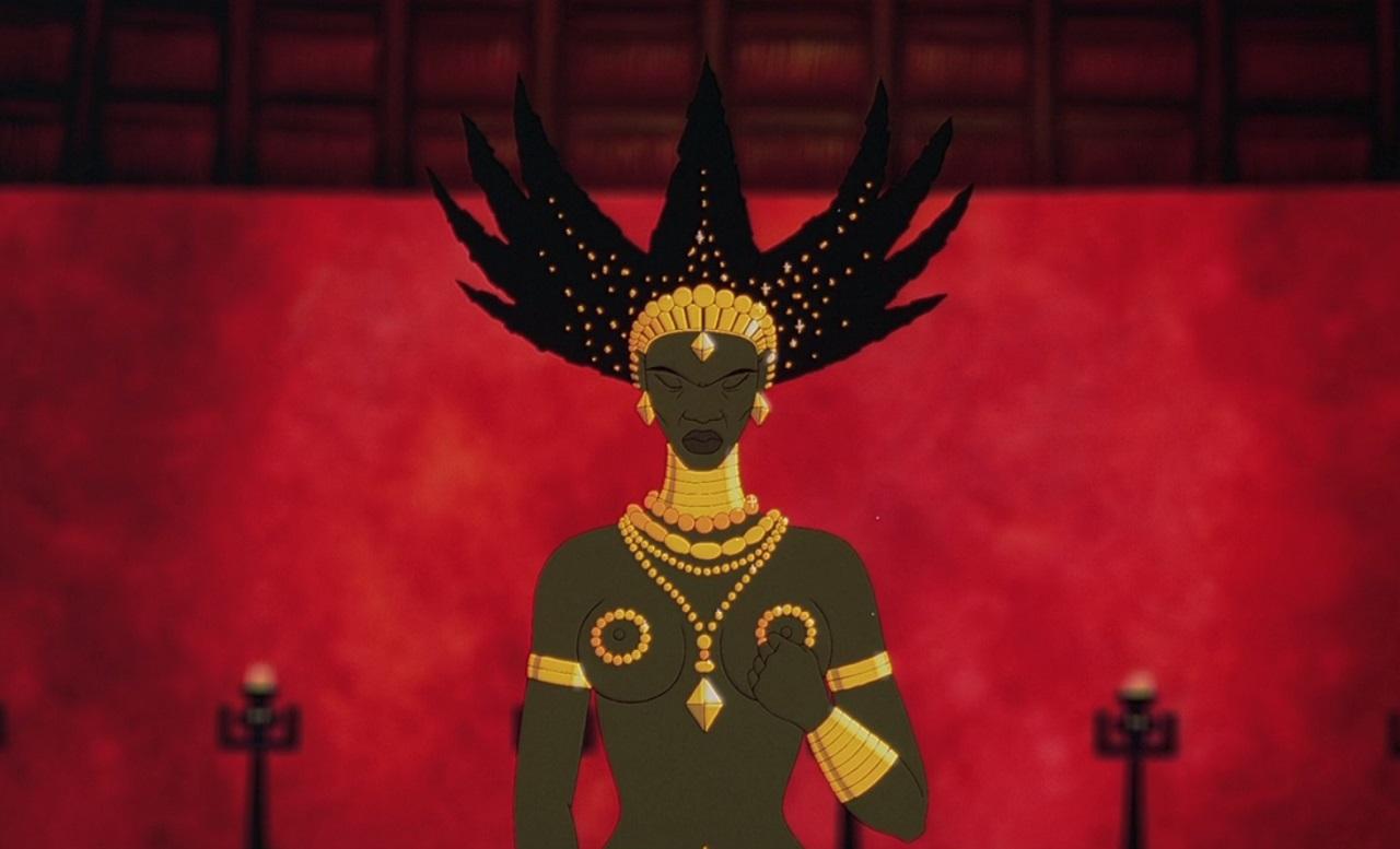 Karaba in Kirikou and the Sorceress (1998)