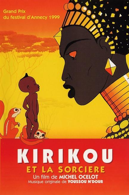 Kirikou and the Sorceress (1998) poster