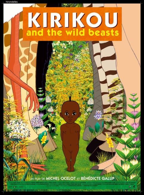 Kirikou and the Wild Beasts (2006) poster