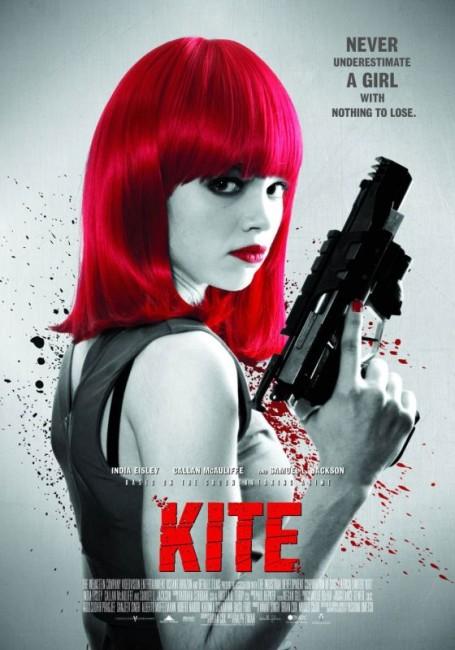 Kite (2014) poster