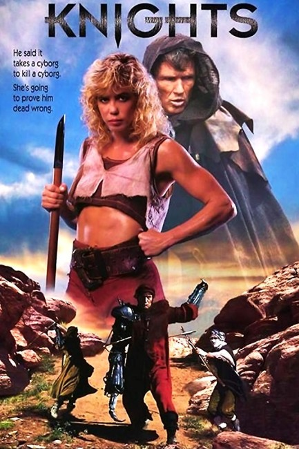 Knights (1993) poster