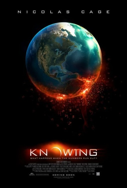 Knowing (2009) poster