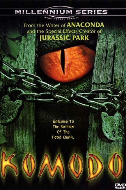 Komodo (1999) poster