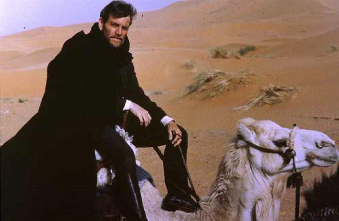 Tcheky Karyo as the explorer Francois Morhange in L'Atlantide (1992)