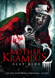 Lady Krampus (2018) poster