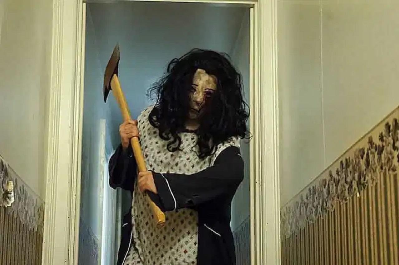 Kris Smith in Lady Krampus (2018) aka Mother Krampus 2: Slay Ride