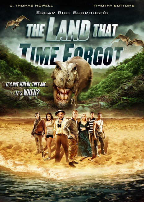 The Land That Time Forgot (2009) poster