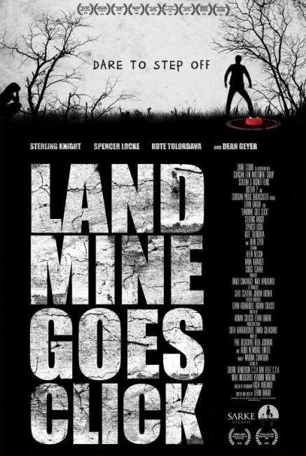 Landmine Goes Click (2015) poster