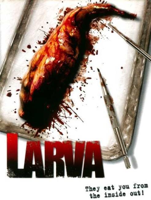 Larva (2005) poster