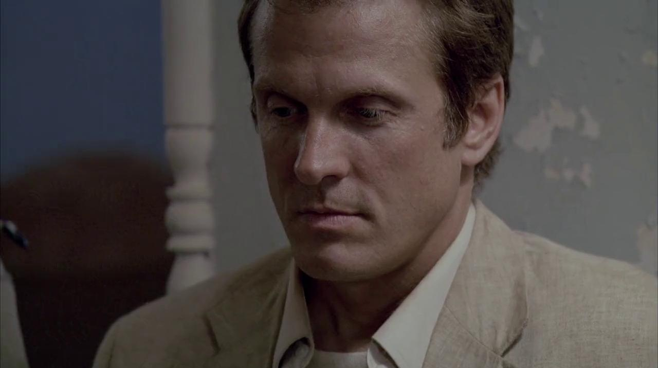 Patrick Fabian as the preacher in The Last Exorcism (2010)
